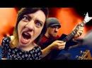 Slayer - Payback (Ukulele cover w/ Sarah Longfield)