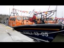 Lowestoft's new RNLI lifeboat 'Patsy Knight'