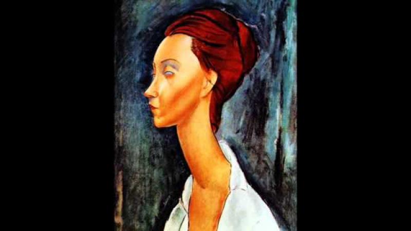 Великий художник Амедео Модильяни