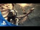 Dark Souls III Accursed Trailer PS4