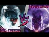 Мистер Фриз (Диси) vs Мистерио (Марвел) / Mr. Freeze (DC) vs Mysterio (Marvel)