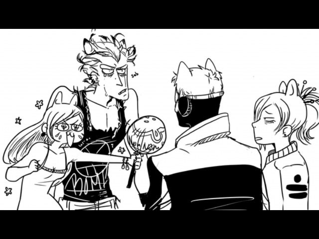 Where are the Kids Overwatch Comic feat SeigiVA