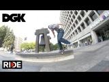Skaters Take Over J Kwon - DGK Ledge Best Trick With Boo Johnson &amp Derek Wilson