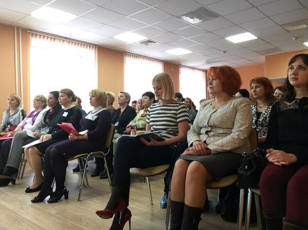Собрание трудового коллектива проходит в ГБУ ТЦСО «Бабушкинский» филиала «Отрадное»