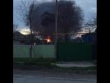 Взрыв заправки г.Кизляр