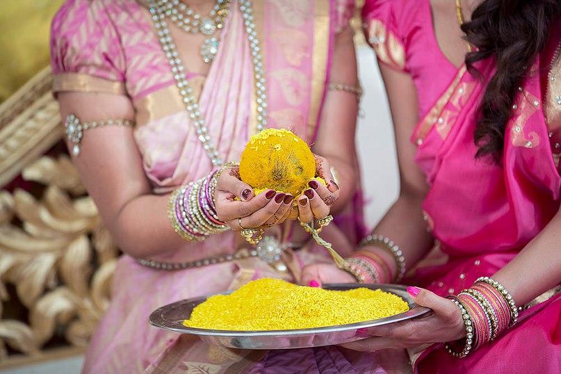 j nFVc54h I - Моя большая Индийская Свадьба