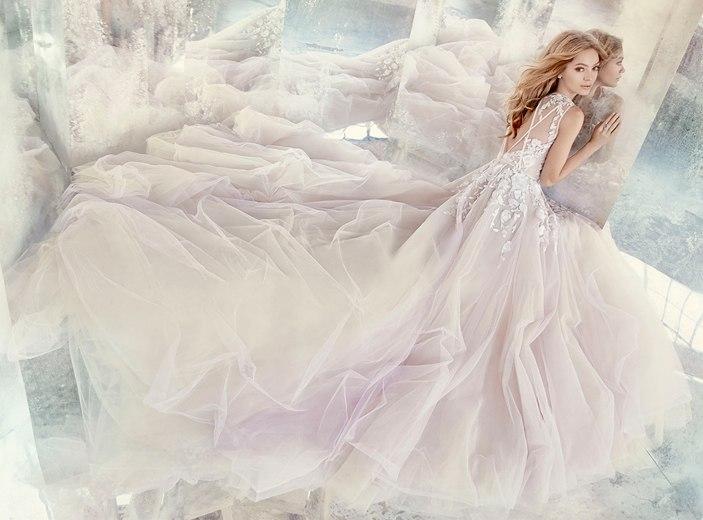 """FV7fQ LjoKI - Весенняя коллекция свадебных платьев """"Spring 2016"""" от Hayley Paige"""