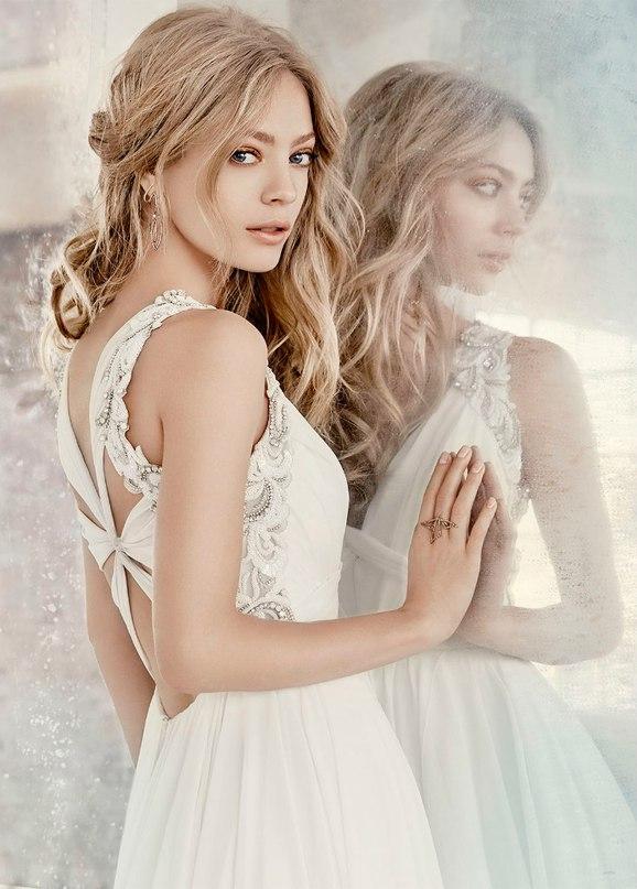 """n6jtibVvByM - Весенняя коллекция свадебных платьев """"Spring 2016"""" от Hayley Paige"""