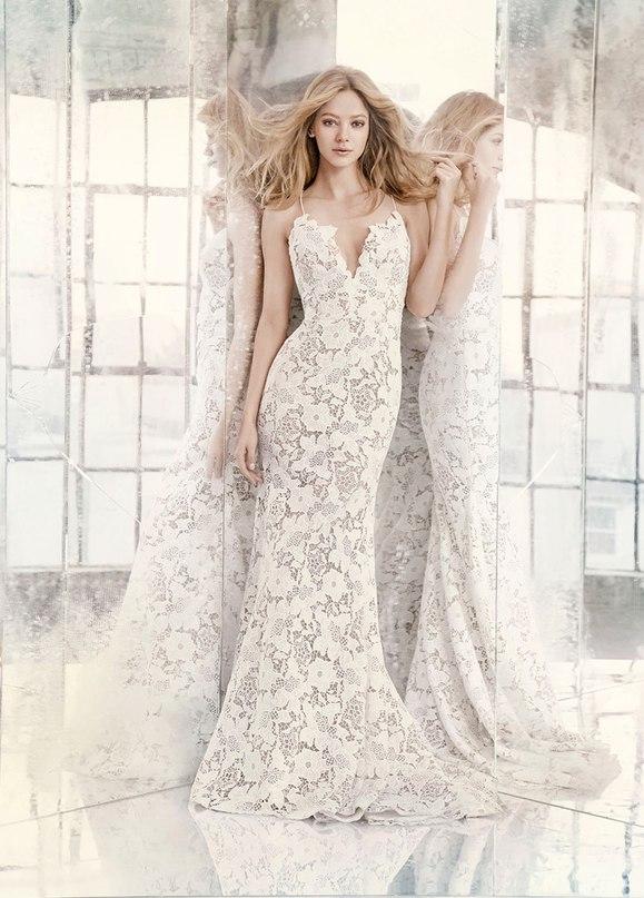"""dKmYOjXGyco - Весенняя коллекция свадебных платьев """"Spring 2016"""" от Hayley Paige"""