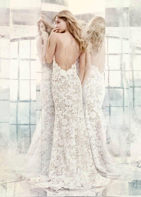 """dU3bDF69rI4 - Весенняя коллекция свадебных платьев """"Spring 2016"""" от Hayley Paige"""