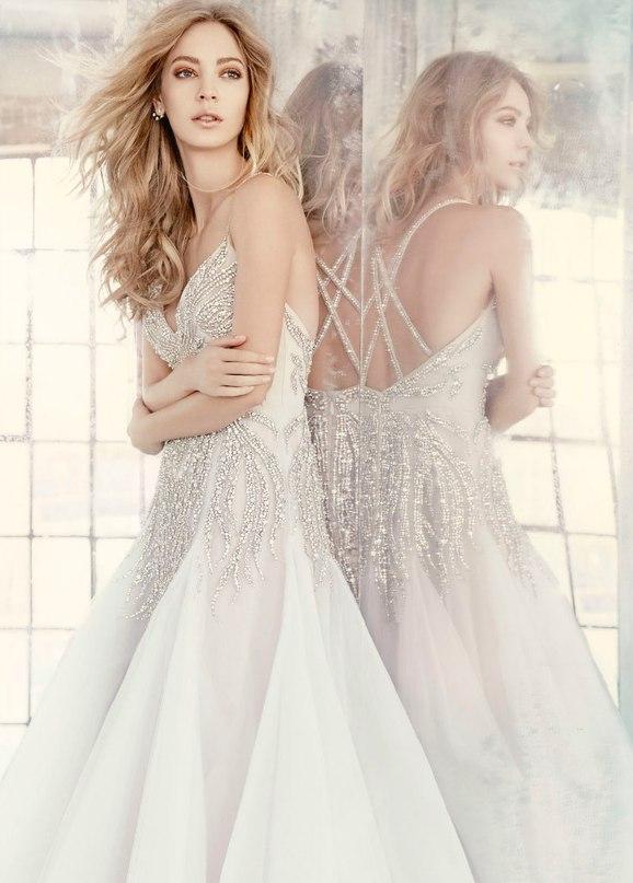 """AWQd l82Vxo - Весенняя коллекция свадебных платьев """"Spring 2016"""" от Hayley Paige"""