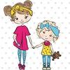 YanaVarya. Детская одежда и аксессуары