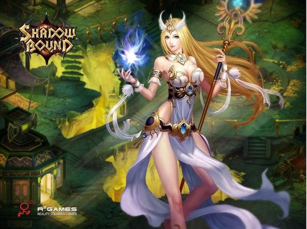 ShadowBound играть онлайн | обзор игры, видео