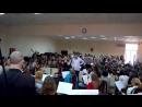 Тарья Турунен в Краснодаре 10 03 2016 г репетиция 5