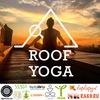 Roof Yoga Practice