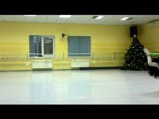Антонина Шульженко танец