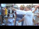 Трішки асортименту народних виробів на національному Сорочинському ярмарку