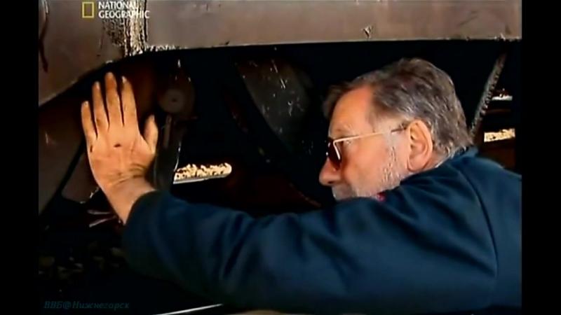 «Грандиозные переезды. 100-тонный поезд» (Реальное ТВ, 2008)