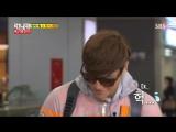 СпартаКук не рассчитал силы Командир Ким ДжонКук 김종국 Running man Бегущий человек 런닝맨  146 ep.