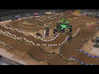 AMA Supercross 2016. Round 6. San Diego 2 [Part 1/2]