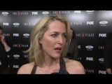 David Duchovny, Gillian Anderson, ChrisCarter Reopen The X-Files