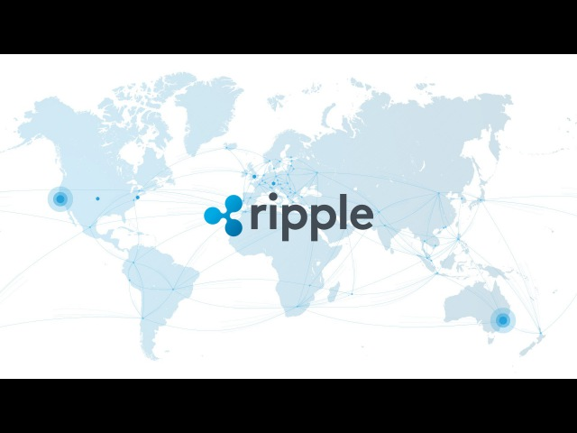 Ripple Real-Time Cross-Border Transactions