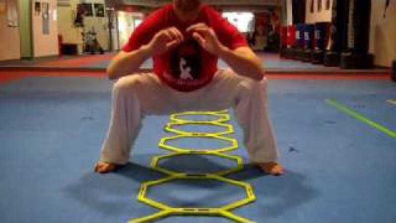 Ladder Drills For Taekwondo StrengthSpeed