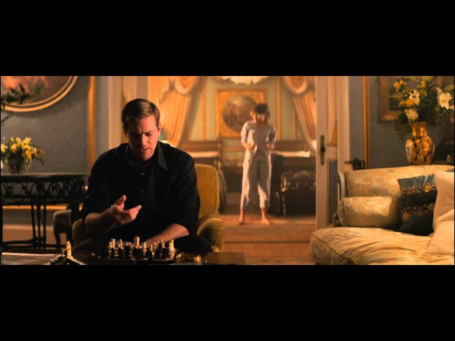 Illya Gabrielle dancing scene | The Man From U.N.C.L.E. (2015)