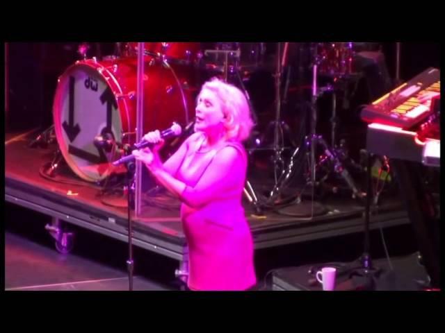 Blondie Maria Live NY 2015