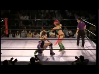 Kana vs. Rina Yamashita (NOAH SEMex In Shinjuku Vol. 3, )