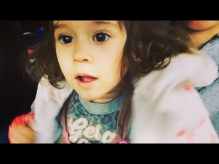 """Tanya Tereshina on Instagram: """"Мне кажется дочь будет актриса. 🐵🙈🙊🙉 Посмотрите какая игра на камеру) . @mf_agent Крестный, мы тебе под твою песню новый клип сняли)).…"""""""