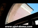 Арочное окно пвх с откосами