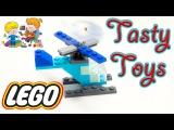 Lego classic assemble helicopter