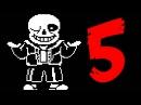 МЕНЯ ПОСАДИЛИ В СОБАЧЬЮ БУДКУ!11 - UNDERTALE 5