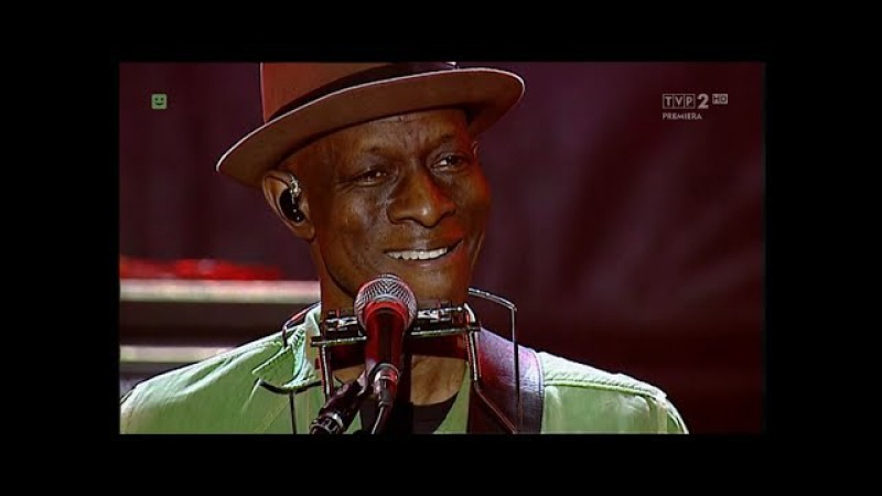 Keb' Mo' Band - Rawa Blues Festival 2013
