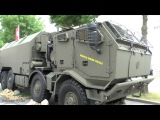 Eurosatory 2016: IHS Jane's talks to Tatra Trucks on their two new cabs for their T815-7 Force famil
