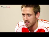 Twitter Takeover: Nacho Monreal 'I have good memories marking Messi'