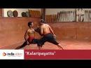 'Kalaripayattu' - Fighting With Dangerous URUMI Sword