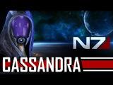 Mass Effect 3 - Cassandra (Tali &amp Shepard Tribute)