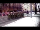 Нецензурный комментарий военного парада в честь дня независимости Эстонии - YouTube 360p