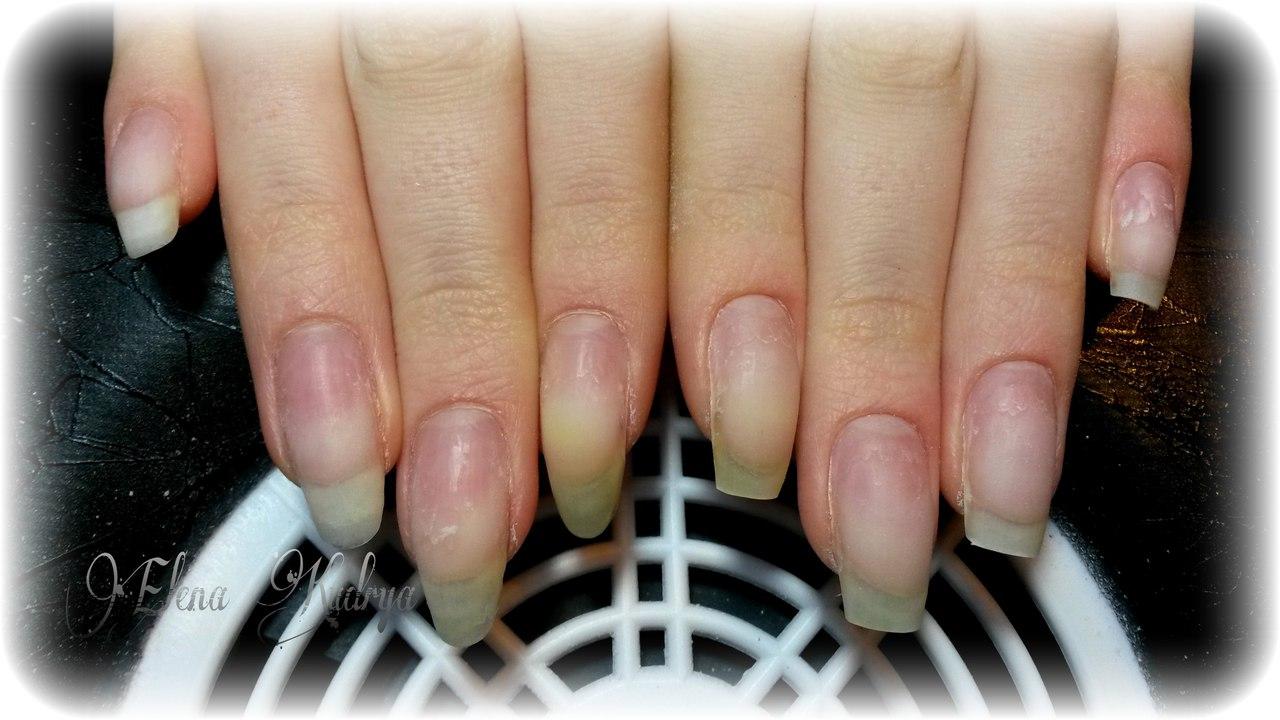 Как сделать форму ногтей овальной формы фото 77