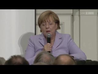 Erzwungene Psychotherapie? Angela Merkel aus kanadischer Sicht
