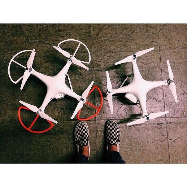 Основная тема: Квадрокоптер DJI Phantom и Inspire 1