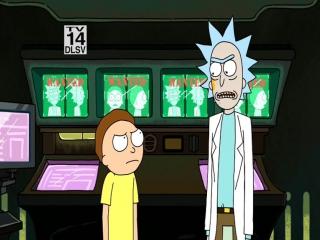 Рик и Морти Rick and Morty Промо 3 Сезона (озвучка от Нави Почетного)