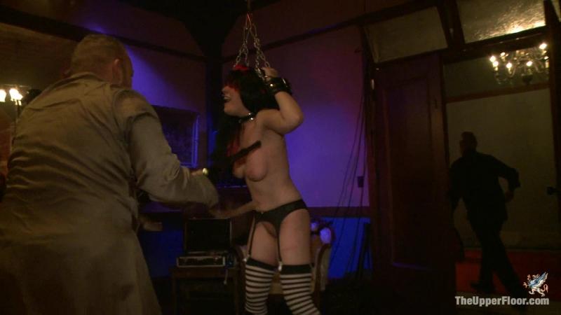Lilla Katt, Juliette March, Krysta Kaos Halloween Part
