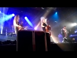 Apocalyptica - Master of Puppets (Metallica cover), Ray Just Arena 11/12/15