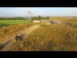 Военно-историческая реконструкция «Бои на южном направлении-Миус фронте. Место проведения Матвеево-Курганский район.