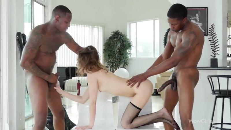 Домашний межрасовый секс на ПорноНа.Нет