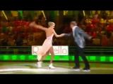 Шоу Ледниковый период Оксана Домнина и Владимир Яглыч 11 этап 17.11.2013
