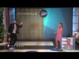 Танцы с Крисом Эвансом и Элизабет Олсен [DC | MARVEL Universe]